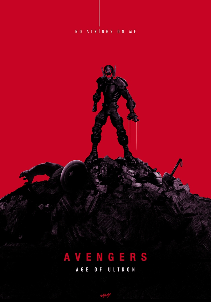 Avengers Age of Ultron Doaly Poster