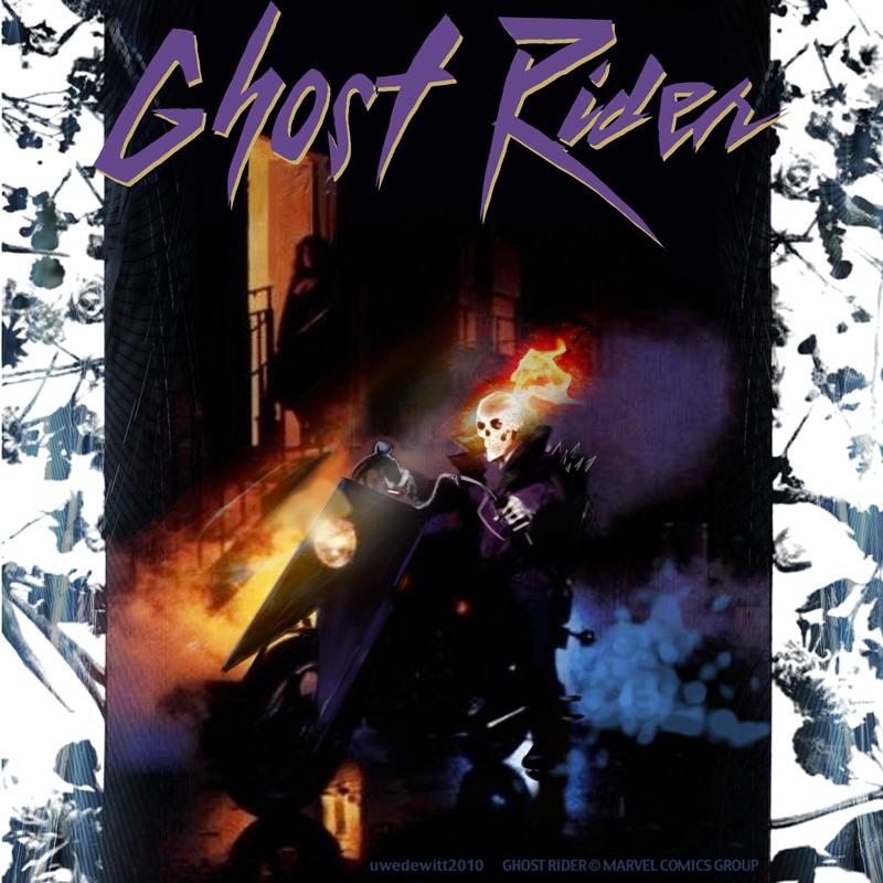uwe de witt ghost rider 3