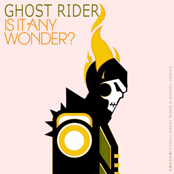 uwe de witt ghost rider