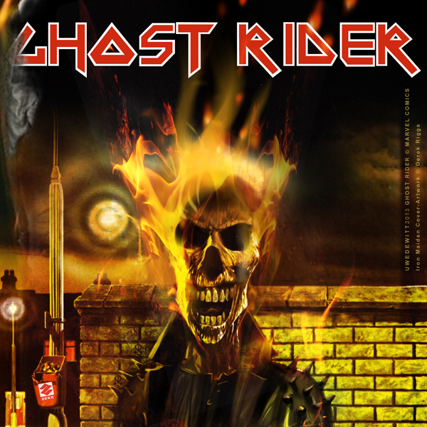 uwe de witt iron madien ghostrider