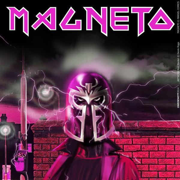 uwe de witt iron madien magneto