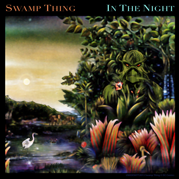 uwe de witt swamp thing